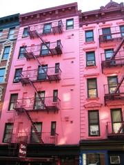 Edificio Rosa, NYC