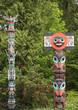 Historic Totem Poles