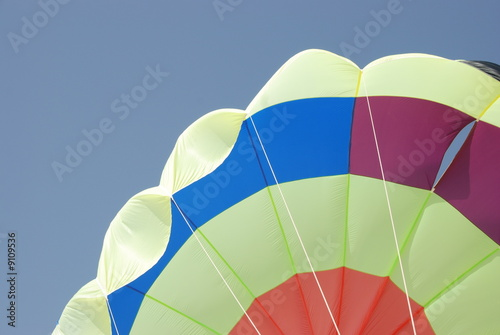color parachute