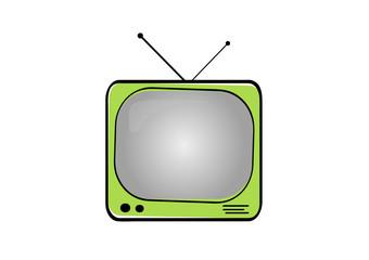Tv verde