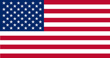 US Flag of the United States of America USA poster