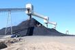 coal stockpile - 9119370