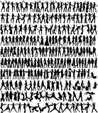 Fototapety Women Collection - 233 silhouette