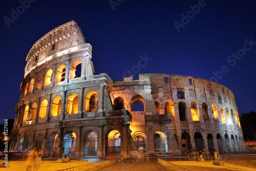 Foto op Plexiglas Rome Colosseum