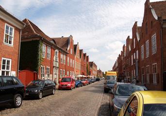 Berlin Potsdam holländische Siedlung Strasse