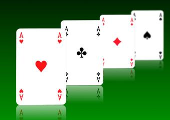 Vier Asse