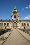 Dresden Kronentor Zwinger