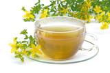 Tee Johanniskraut- tea St Johns wort 02 poster
