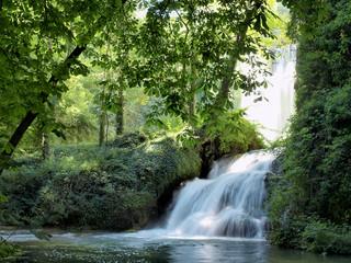 Cascada Monasterio