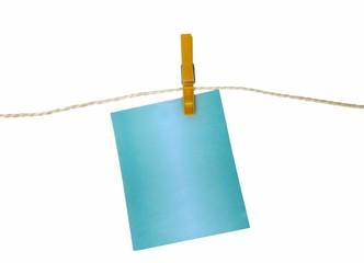 zettel blau 1