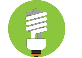 lampadina a basso consumo risparmio energetico