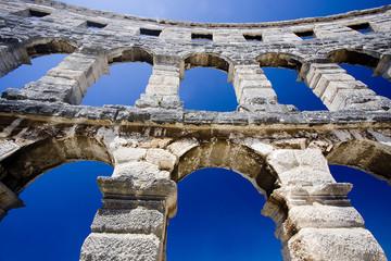 Pula,Istria.