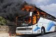 Autobus ardiendo - 9156353