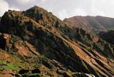 wales gwynedd snowdonia national park llyn idwal climbers poster