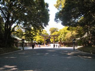 Meiji Schrein