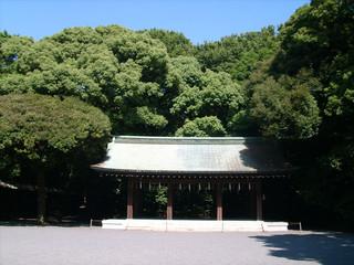Meiji Schreinanlage