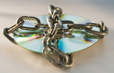 Chained Disc.