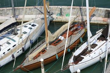 yacht à Venise