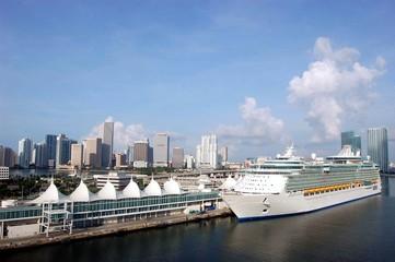 Miami Based Caribbean Cruise Ship