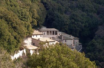 Eremo delle carceri -Assisi