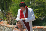 Muslim and Jewish Wedding