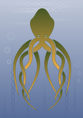 Celtic Octopus