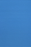 Blue corrugated color paper background poster