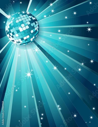 Lustrzana kula disco