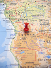 Mapa de Africa