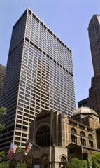 Saint Bartholomew's Episcopal Church Park Avenue New York City