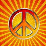Fototapety Peace symbol