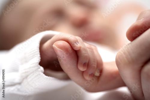 Fototapete Baby - Wandtattoos - Fotoposter - Aufkleber