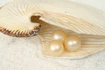 Bath oil pearls