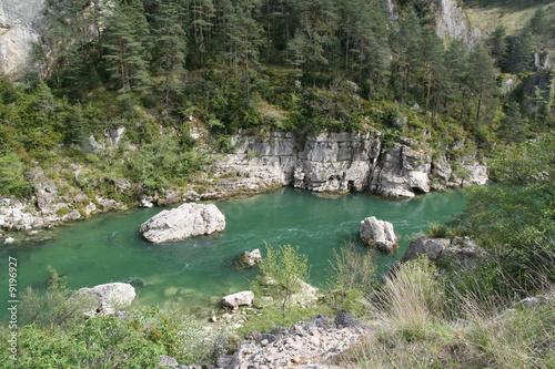 Papiers peints Canyon gorges du Tarn