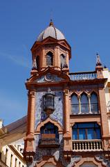 Quartier Santa Cruz de Séville
