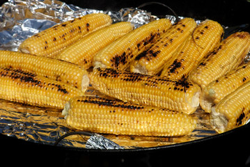 Fresh Grilled Corn at Urban Street Fair