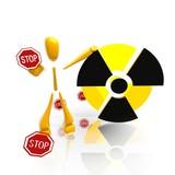 stop atom poster
