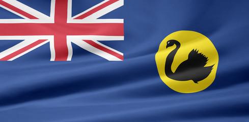Westaustralische Flagge