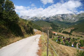 caminho dos picos