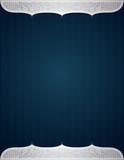Fototapety blue  background with decorative elements
