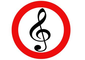 no musica