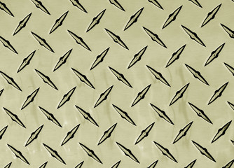 diamond grit pattern on steel plate wallpaper background
