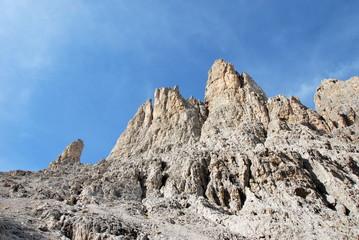 Torri del vajolet - Dolomiti - dal basso