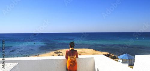 Foto op Canvas Tunesië tunisia