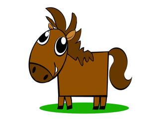 Petit cheval