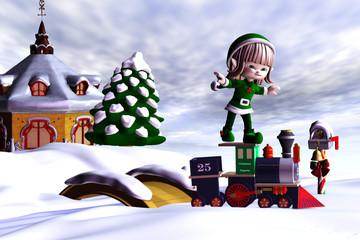 Weihnachts Express