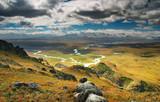 Mountain landscape, Plateau Ukok - Fine Art prints