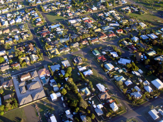 Arial View Township