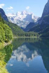 Gosausee und Hoher Dachstein