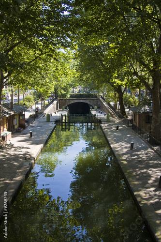 Canal Saint Martin - Paris - 9269749